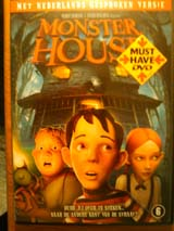 Monsterhouse DVD